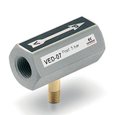 Вакуум генератори серия VED