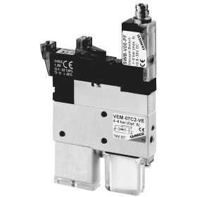 VEM-05A2-VE - Вакуум генератор