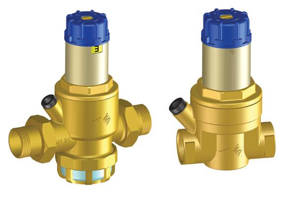 Филтри и регулатори на налягане за вода