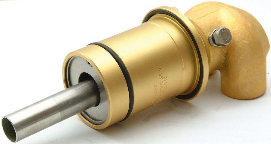 Серия 2400, за вода и ниски обороти, DN20-40