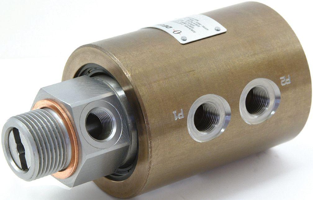 Серия 7100, двуканална, за хидравлика, DN8-20