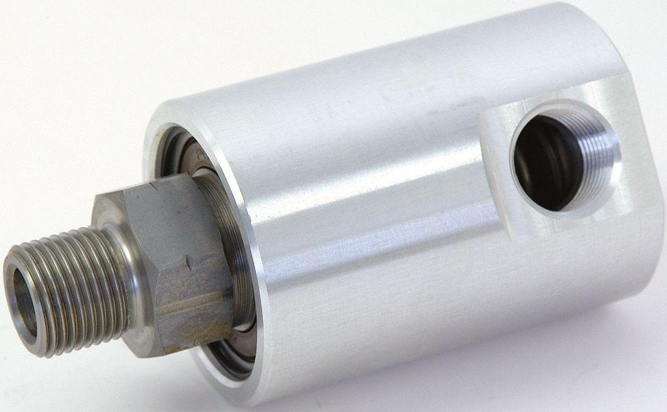 Ротационни връзки за въздух или хидравлика, DN6 - 40
