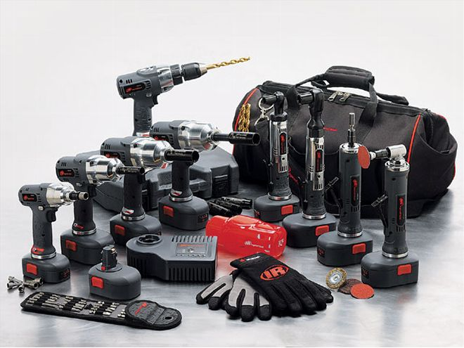 Power Tools Ingersoll Rand