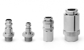 New Series 5000L and 5000LT couplings from Camozzi