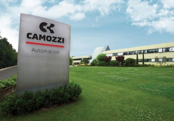 Production lines of Camozzi Automation work in normal mode