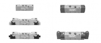 Series D valves and solenoid valves