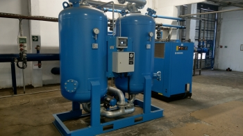 LD GmbH offers compressor equipment for rent