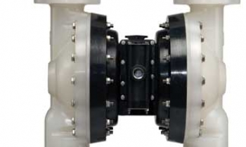 Motor technology in diaphragm pumps